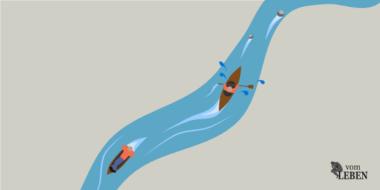 Loslassen – Was wir vom Fluss lernen können