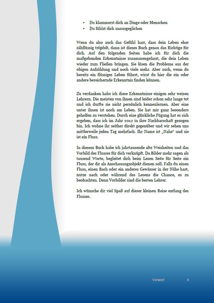 Blick ins Buch - Vorwort 2/2