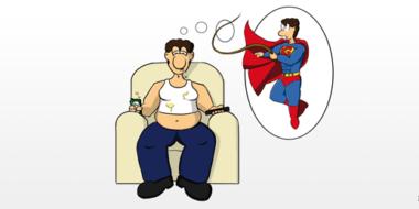 3 einfache Schritte, um Schlechte Gewohnheiten zu ändern (sogar wenn du extrem faul bist)