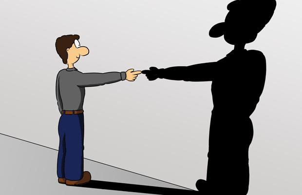 Schatten deiner selbst