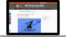 Persönlichkeits-Blog Vorschau
