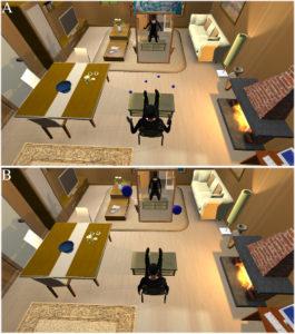 Angst vor dem Tod: Simulation Beobachter-Perspektive