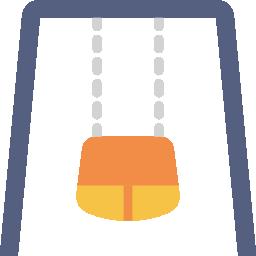 Entspannung durch Abhängen und Schaukeln