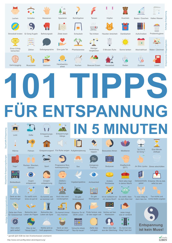 101 Tipps
