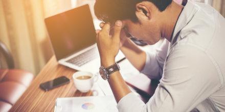 Stressbewältigung: Der größte Fehler (und das Gegenmittel)