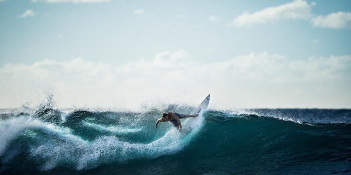 Probleme im Leben: Auf den Wellen des Lebens surfen