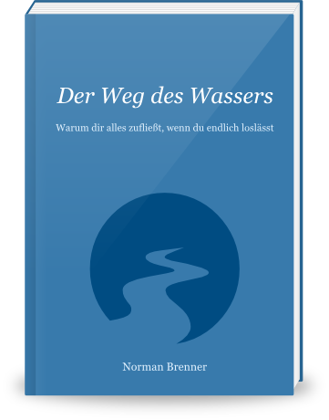 Der Weg des Wassers - vorläufiges Buchcover