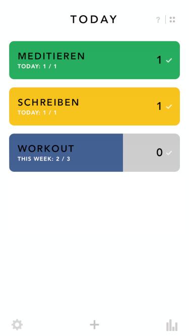 Gewohnheiten ändern: Fortschritt unkompliziert messen mit Done App